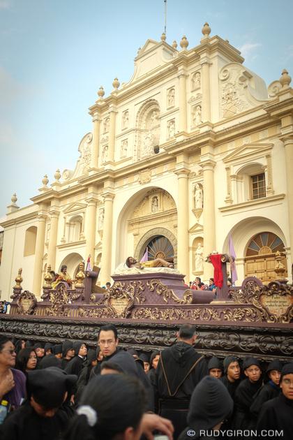 Rudy Giron: Antigua Guatemala &emdash; Boys Procession in Antigua Guatemala