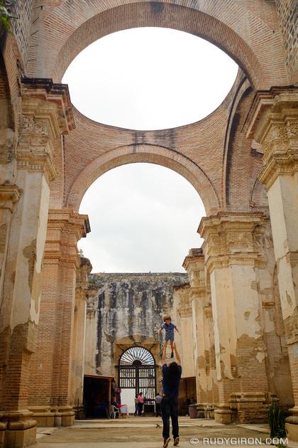 Rudy Giron: Antigua Guatemala &emdash; #PerhapsYouNeedALittleGuatemala Visited Antigua Guatemala