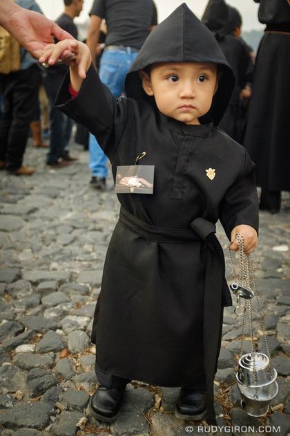 Rudy Giron: Antigua Guatemala &emdash; Tiny Cucurucho from Antigua Guatemala