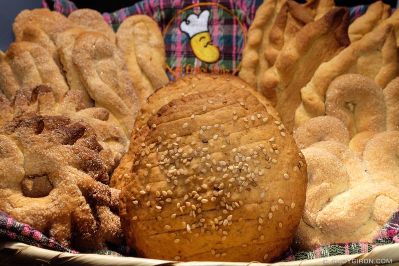Rudy Giron: Guatemalan gastronomy &emdash; Guatemalan Sweet Bread Sampler