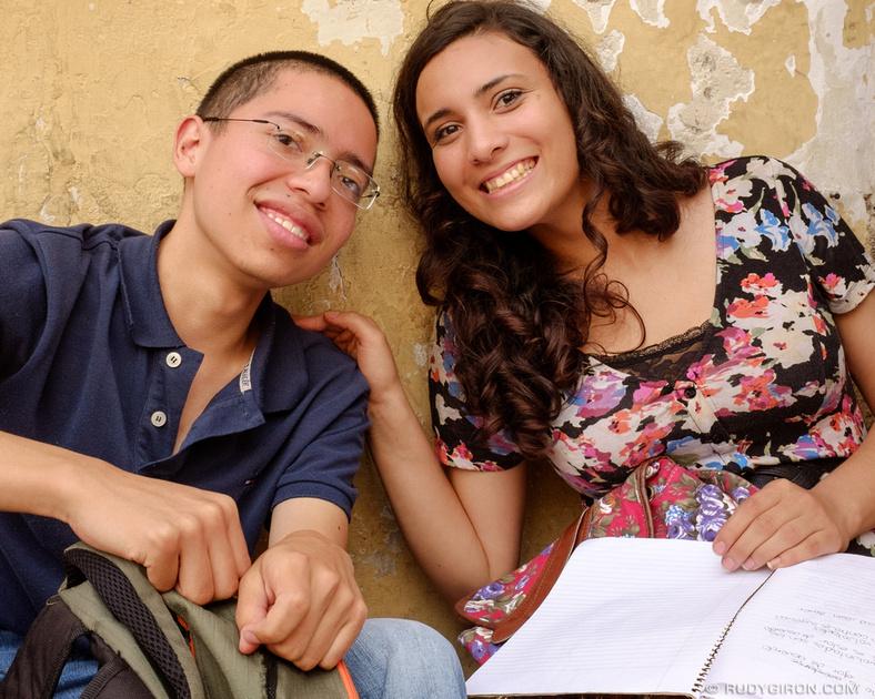 Rudy Giron: Antigua Guatemala &emdash; Antigua Guatemala Makes Me Happy