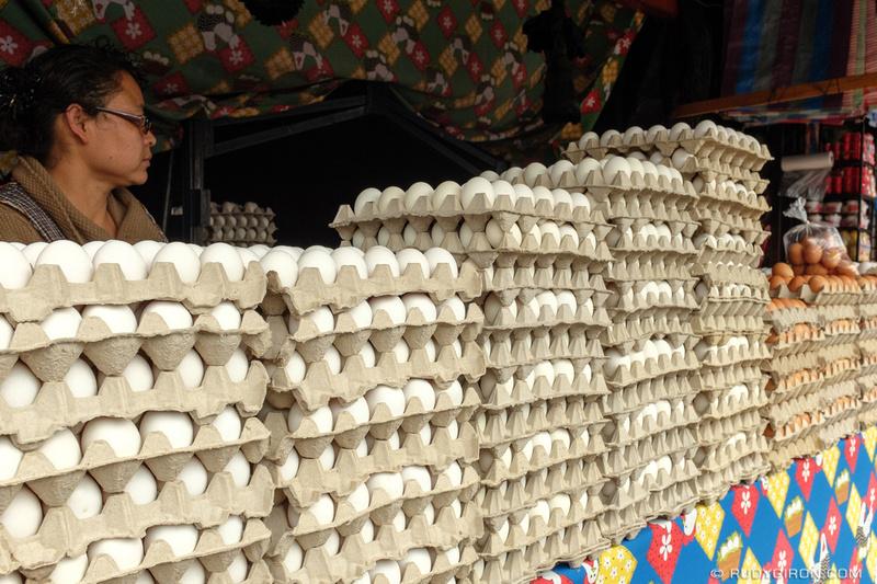Rudy Giron: Antigua Guatemala &emdash; Eggs Are Us