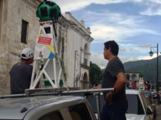 Google Maps Street View is finally capturing the streets of Antigua Guatemala
