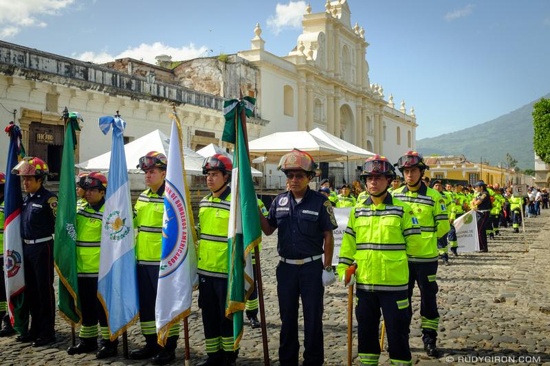 Rudy Giron: Antigua Guatemala &emdash; Día de Santiago Festivities
