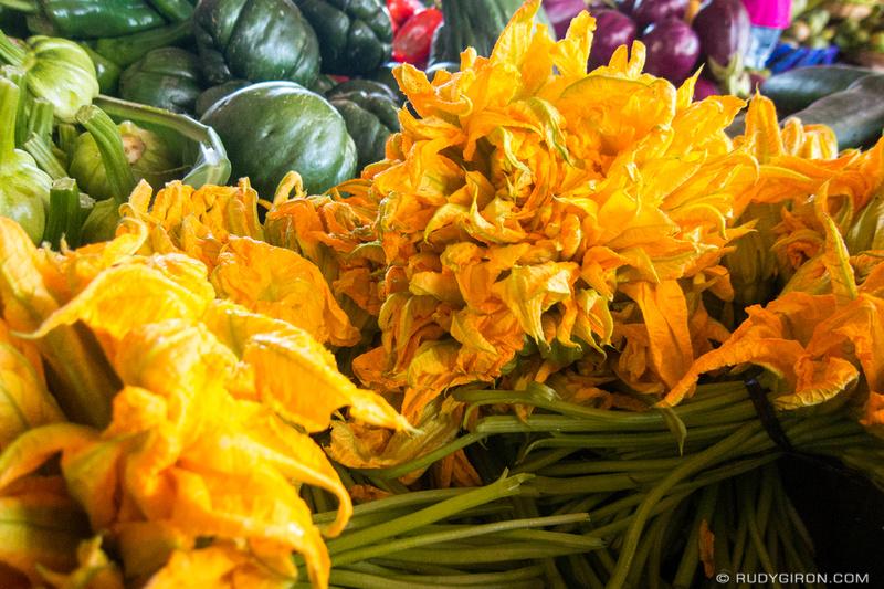 Rudy Giron: Antigua Guatemala &emdash; Flor de Güicoy