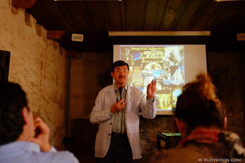 Rudy Giron: Antigua Guatemala &emdash; Raíces gastronómicas de Santiago de Guatemala