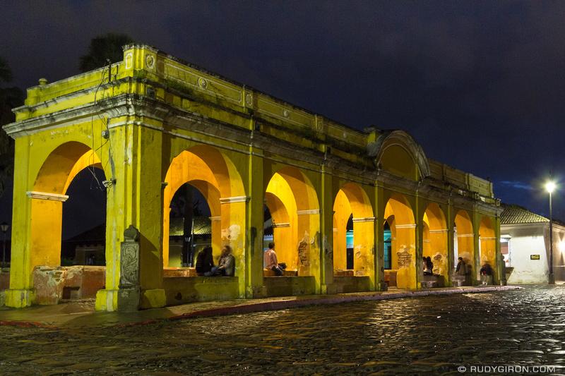 Rudy Giron: Antigua Guatemala &emdash; Pilas de Santa Clara, Antigua Guatemala