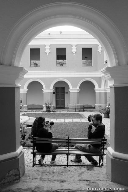 Rudy Giron: Antigua Guatemala &emdash; Photographic Duel in Antigua Guatemala