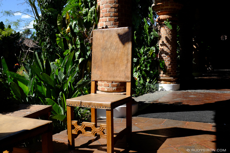 Rudy Giron: Antigua Guatemala &emdash; This chair is for you this Winter season