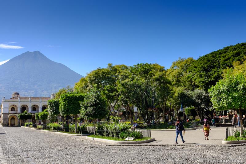 Rudy Giron: Antigua Guatemala &emdash; Winter is coming to Antigua Guatemala