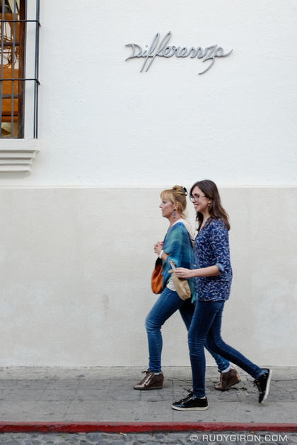 Rudy Giron: Antigua Guatemala &emdash; Antigua Signs— Differenza