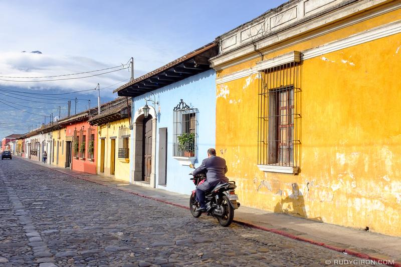 Rudy Giron: Antigua Guatemala &emdash; Architecture of Antigua Guatemala — Houses
