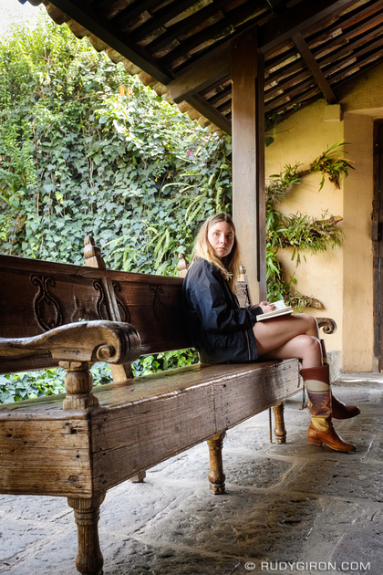 Rudy Giron: Antigua Guatemala &emdash; Guatemalan boots for an awesome street style