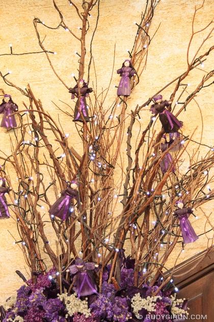 Rudy Giron: Antigua Guatemala &emdash; Cucurucho decoration