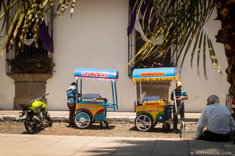 Rudy Giron: Antigua Guatemala &emdash; How to cool down this Summer in Antigua Guatemala
