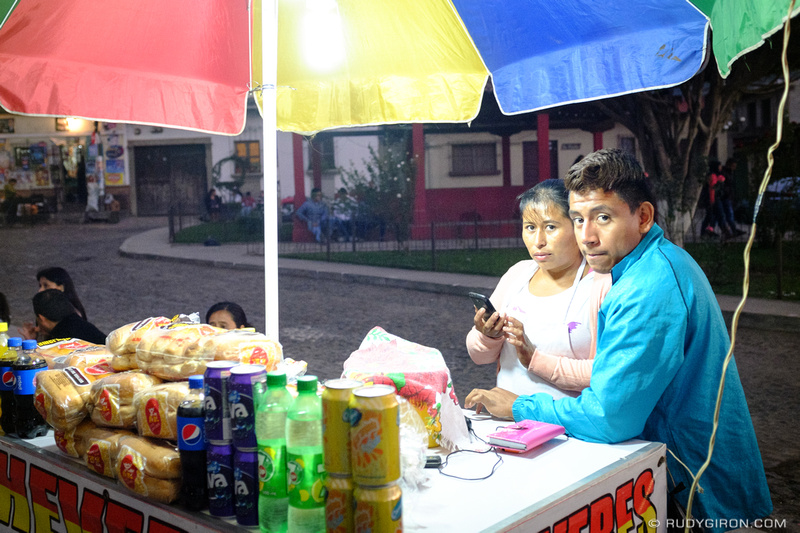 Rudy Giron: Antigua Guatemala &emdash; Cheveres or Shucos Hot Dogs
