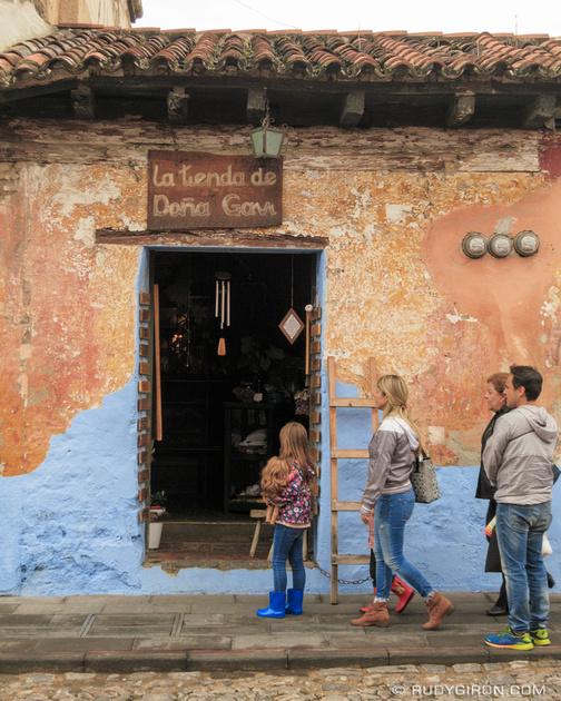 Rudy Giron: Antigua Guatemala &emdash; Textures of Antigua Guatemala