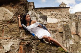 Street Portraits of Strangers — I am Guatemala No. 2