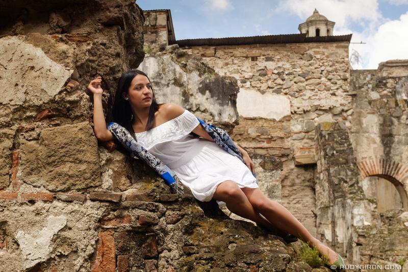 Rudy Giron: Antigua Guatemala &emdash; Street Portraits of Strangers — I am Guatemala No. 2