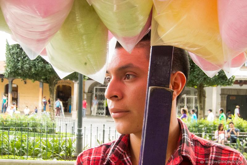 Rudy Giron: Antigua Guatemala &emdash; Street Portraits of Strangers — I am Guatemala No. 4