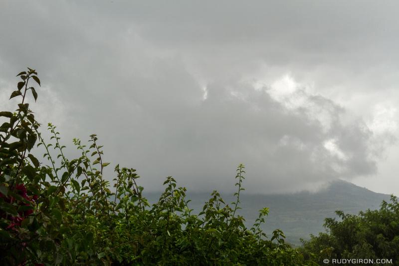 Rudy Giron: Antigua Guatemala &emdash; Tropical Storm Franklin in Antigua Guatemala