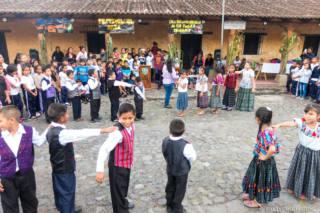 Día Internacional de los Pueblos Indígenas in Antigua Guatemala