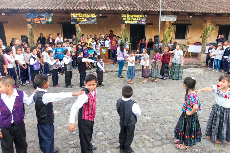 Rudy Giron: Antigua Guatemala &emdash; Día Internacional de los pueblos indígenas