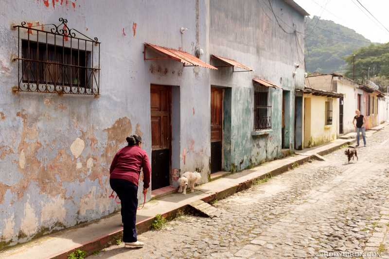 Rudy Giron: Antigua Guatemala &emdash; Lesser Known Antigua — Callejón La Quinta