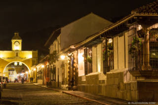 Night Photography Tours in Antigua Guatemala