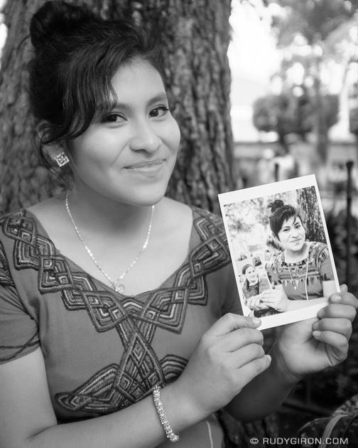 Rudy Giron: Antigua Guatemala &emdash; Street Portraits of Strangers — Mayan Matryoshka Series-2