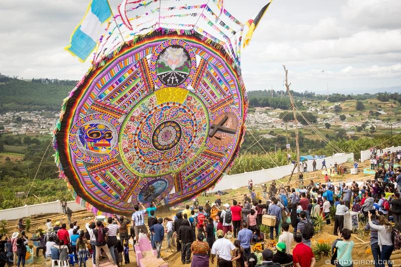Rudy Giron: Antigua Guatemala &emdash; Amazing Dia de Muertos in Guatemala