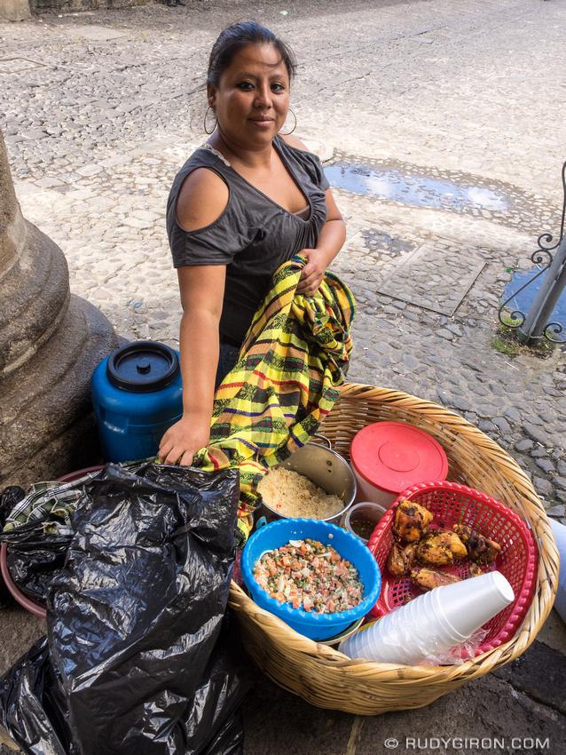 Rudy Giron: Antigua Guatemala &emdash; Feeding the street vendors of Antigua Guatemala