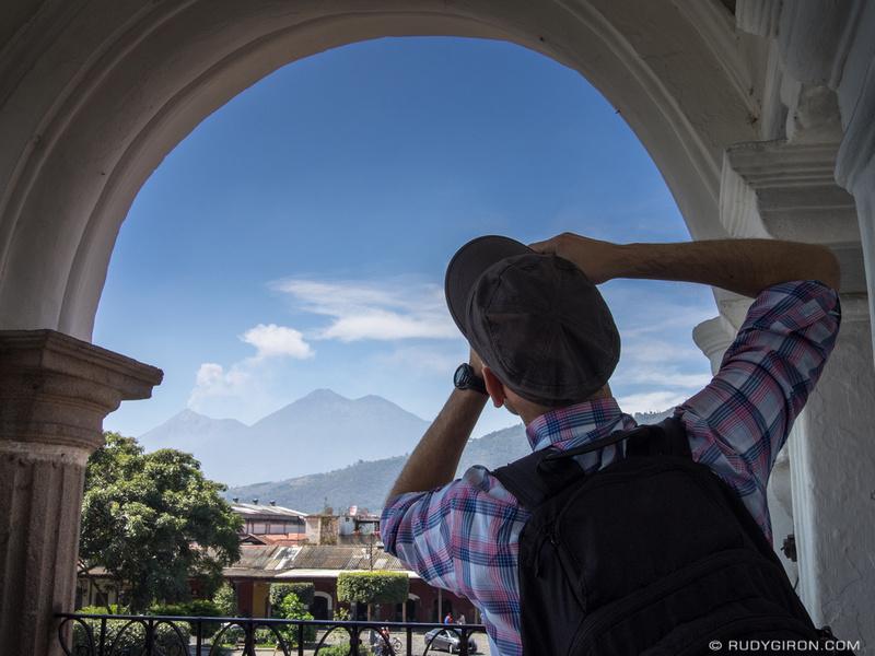 Rudy Giron: Antigua Guatemala &emdash; Discover the most photogenic spots of Antigua Guatemala