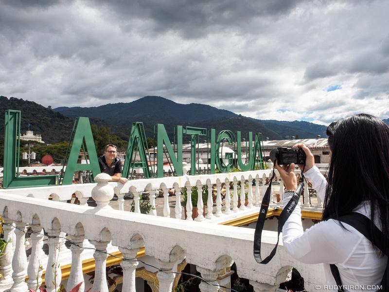Rudy Giron: Antigua Guatemala &emdash; Great Guatemala Layover Photo Walks