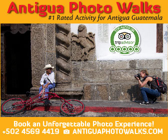 Book an Unforgettable Photo Experience with Antigua Photo Walks by renown photographer Rudy Giron