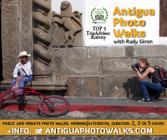 Visit Antigua Photo Walks website